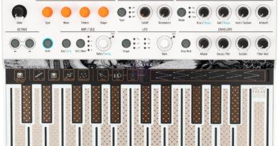 Arturia MicroFreak Vocoder Edition vorgestellt