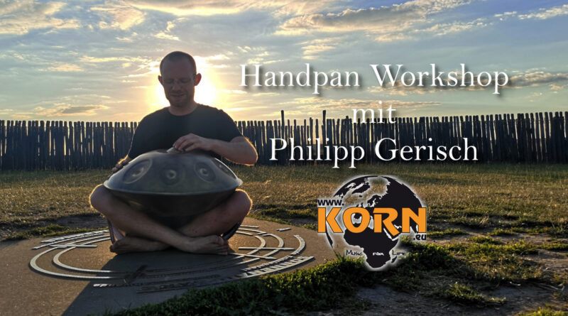17.10.2020 - Handpan Workshop 2020 - Musikhaus Korn Dresden