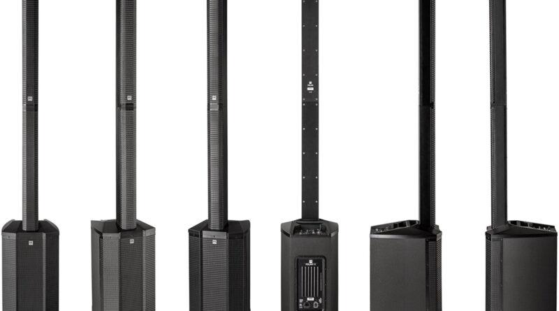 HK Audio Polar 12 Säulen-PA-System angekündigt