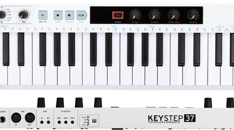Arturia KeyStep 37