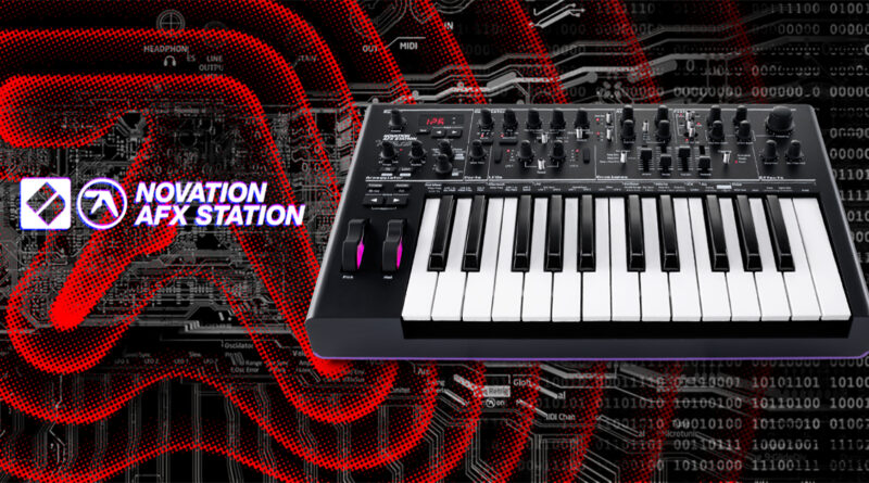 Novation AFX Station angekündigt
