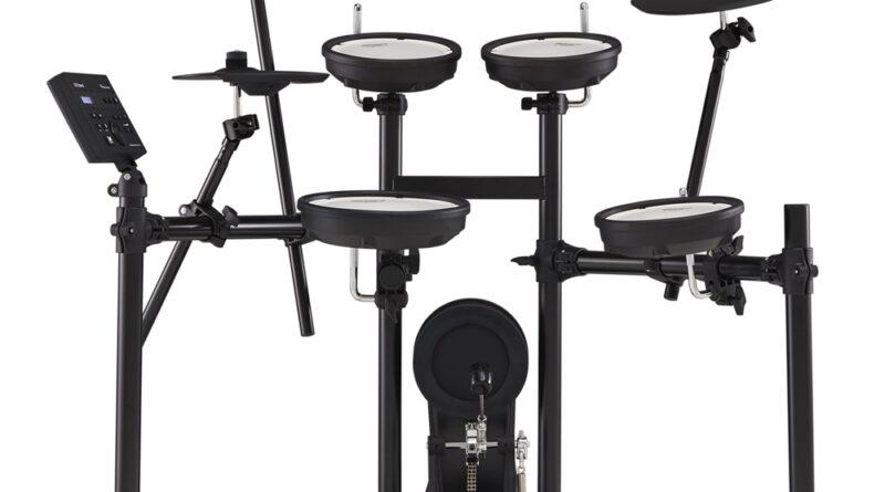 Roland TD-07KV E-Drum Set präsentiert