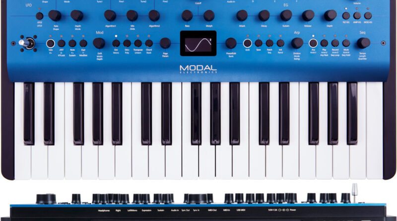Modal Electronics COBALT8 Synthesizer