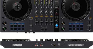 Pioneer DDJ-FLX6 DJ Controller vorgestellt