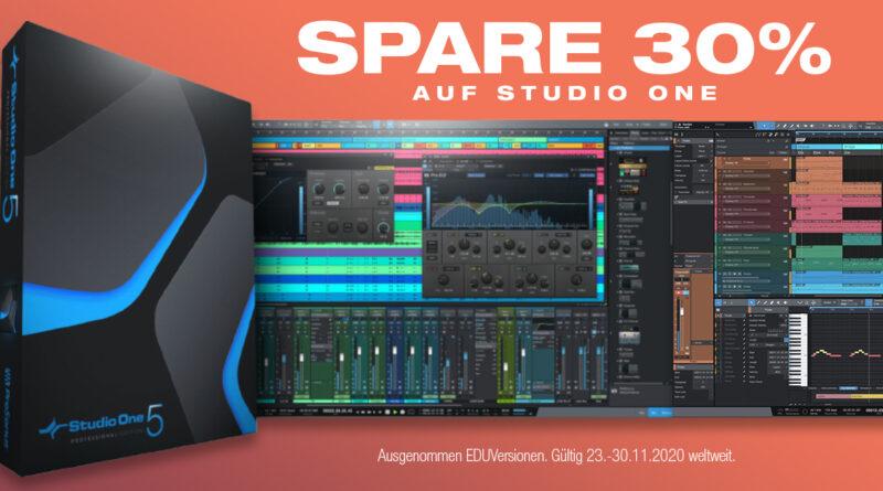 PreSonus Studio One Special