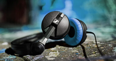 Sennheiser HD 25 Blue Limited Edition