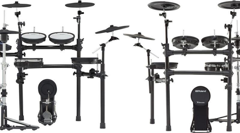 Roland TD-27K E-Drum Set