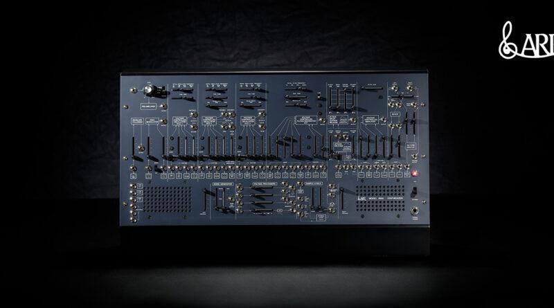 ARP 2600 M Modul Synthesizer vorgestellt