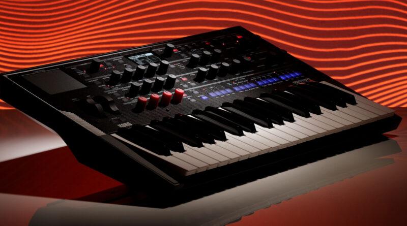 Korg modwave Synthesizer angekündigt