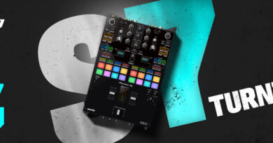 Pioneer DJM-S7 Dj Mixer vorgestellt