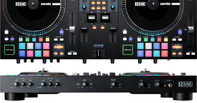 Rane ONE DJ Controller vorgestellt