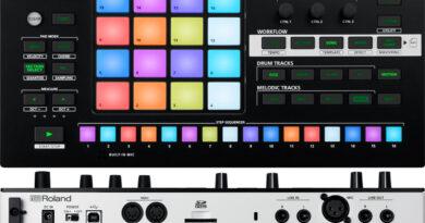 Roland Verselab MV-1 vorgestellt