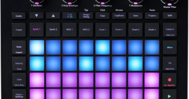 Novation Circuit Tracks vorgestellt