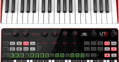 IK Multimedia UNO Synth Pro bald verfügbar