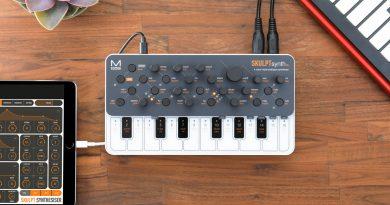 Modal Electronics SKULPTsynth SE vorgestellt