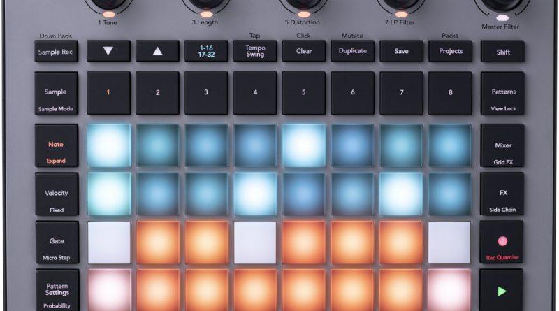 Novation Circuit Rhythm vorgestellt