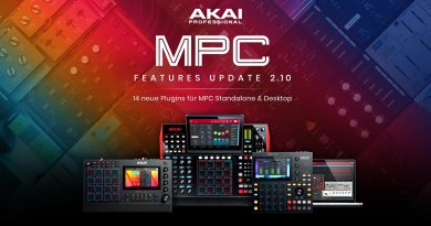 AKAI Professional MPC 2.10 Update - ONE - Live - X - Desktop
