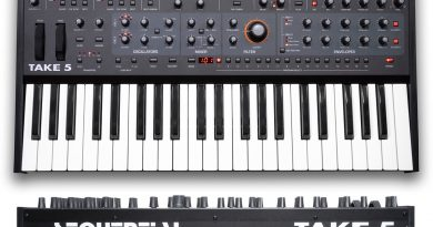 Sequential Take 5 Synthesizer angekündigt