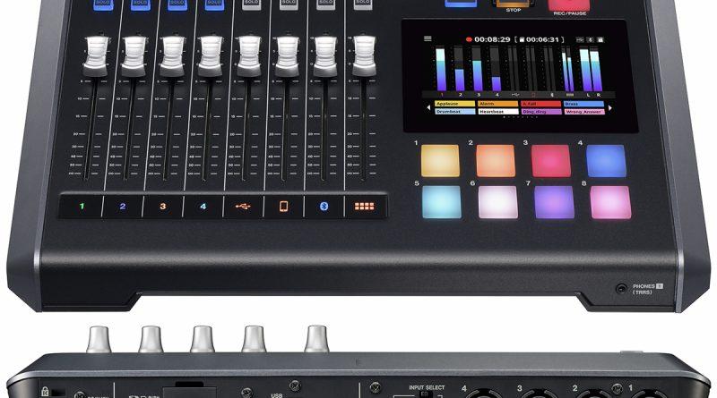 Tascam Mixcast 4 angekündigt