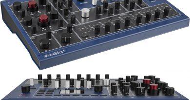 Waldorf M Wavetable Synthesizer