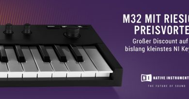 Native Instruments KOMPLETE KONTROL M32 - Aktionspreis!